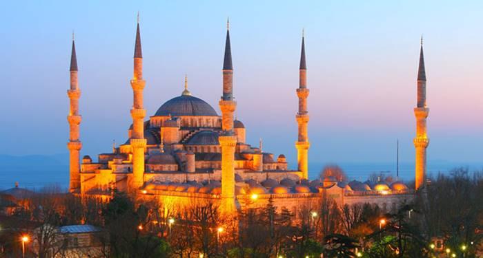 كل المعلومات عن المسجد الازرق باسطنبول وصور بالداخل و الخارج تركي فلوج